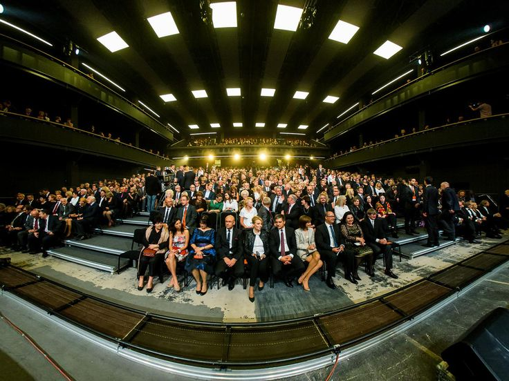 Koncert The Four Colors of Łódź na zdjęciu: Hanna Zdanowska, Andrzej Fogtt, Ulrich Widman, Witold Krawczyk, Bartłomiej Wojdak, ... foto: Mikołaj Zacharow