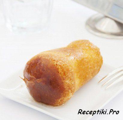 Итальянская кухня - Неаполитанская ромовая баба