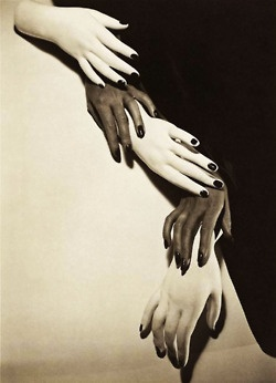 Hands by Horst P. Horst, 1941