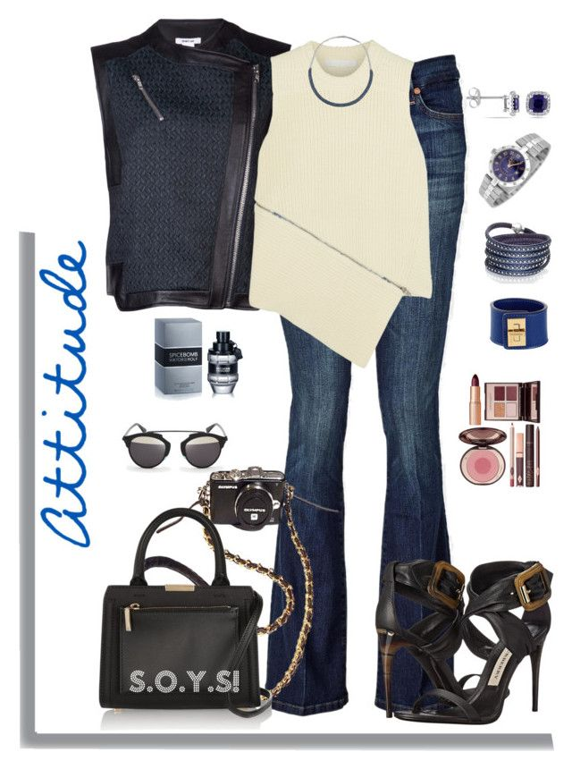 """""""Attitude!"""" by storyofyourstyle on Polyvore"""