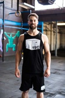 Functional Fitness Clothing Australia | The Box Hoodie (Unisex)