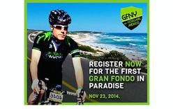 Gran Fondo NY Cozumel - Join us on Nov 23, 2014 for a ride that you will never forget through the breath taking island of Cozumel. The Gran Fondo will take you all the way around the island, as you enjoy the spectacular views of this Mayan paradise. You will ride through 20 mile