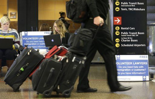 SEATTLE/March 1, 2017 (AP)(STL.News) New Trump travel ban — Airport officials and civil rights lawyers around the country are getting ready for President Donald Trump's new travel ban — mindful of the chaos that accompanied his initial executive ...
