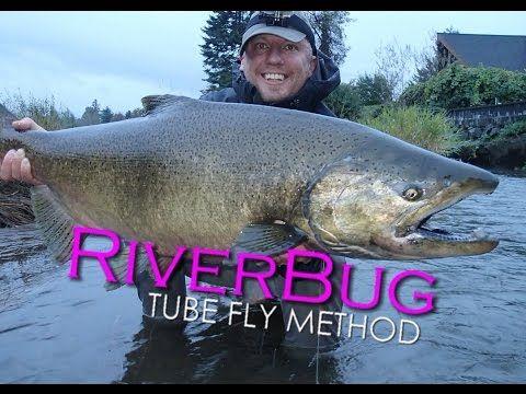 Here´s one proof how #RIVERBUG tube flies work-out in action! www.riverbug.fi #riverbug #riverranger