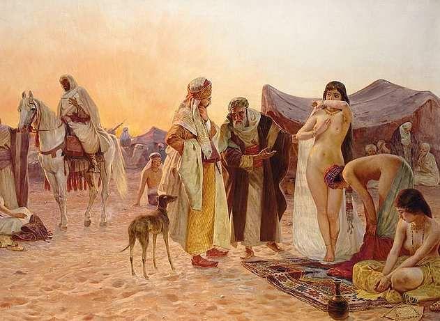 L'esclavage en terre d'islam : De 622 au XXIe