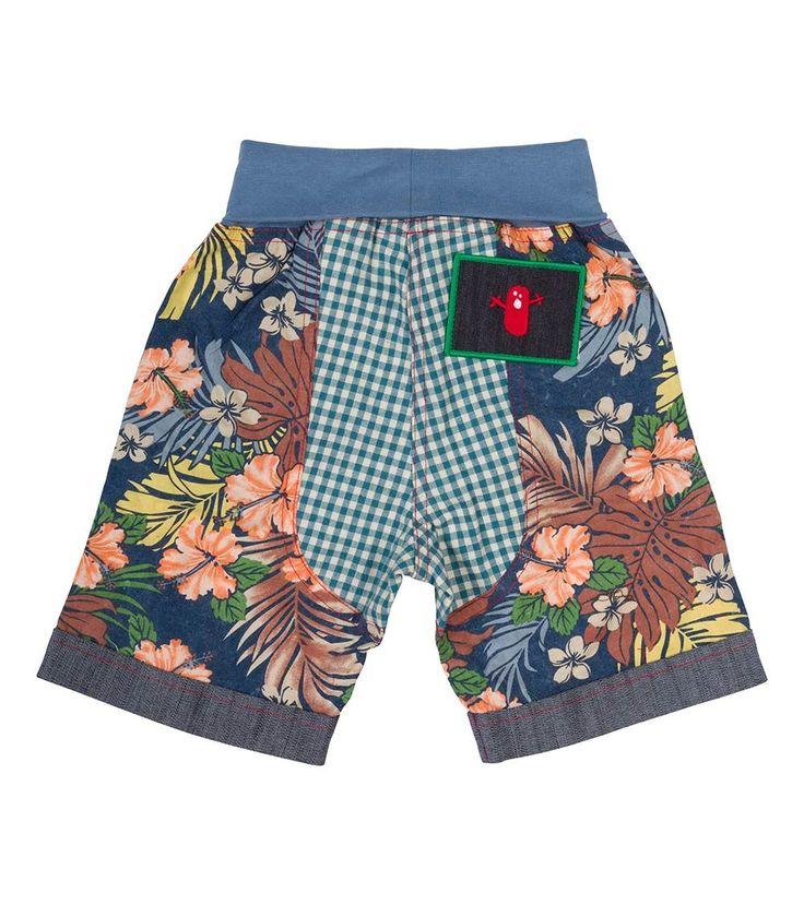 Pina Colada Short - Big, Oishi-m Clothing for kids, Holiday 2016, www.oishi-m.com