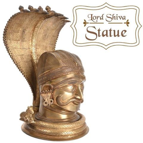 Lord Shiva Statue Available Online Only on https://indianshelf.com #‎indianshelf #‎lordshivastatue #‎statue