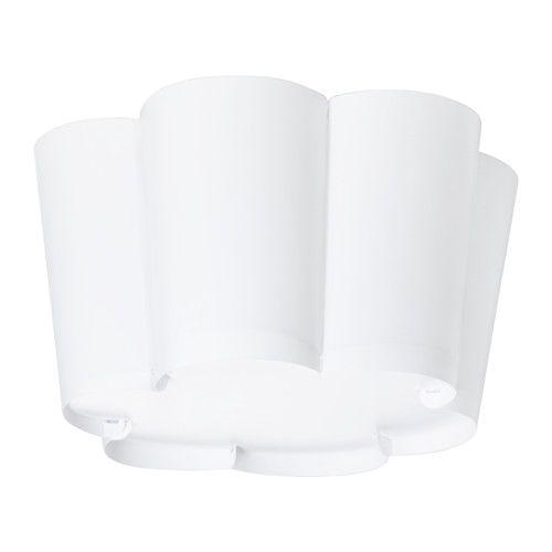 LYSBOJ Stropní osvětlení IKEA Rozptýlené světlo, které poskytuje dobré hlavní osvětlení.