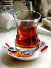 Reishi mushroom tea - helps stimulate the immune system, lower blood pressure and stabilize blood sugar.