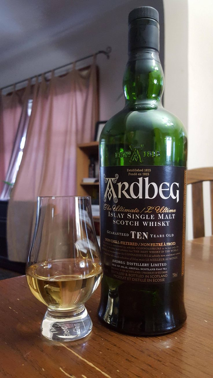 Review #6 - Ardbeg 10 #scotch #whisky #whiskey #malt #singlemalt #Scotland #cigars