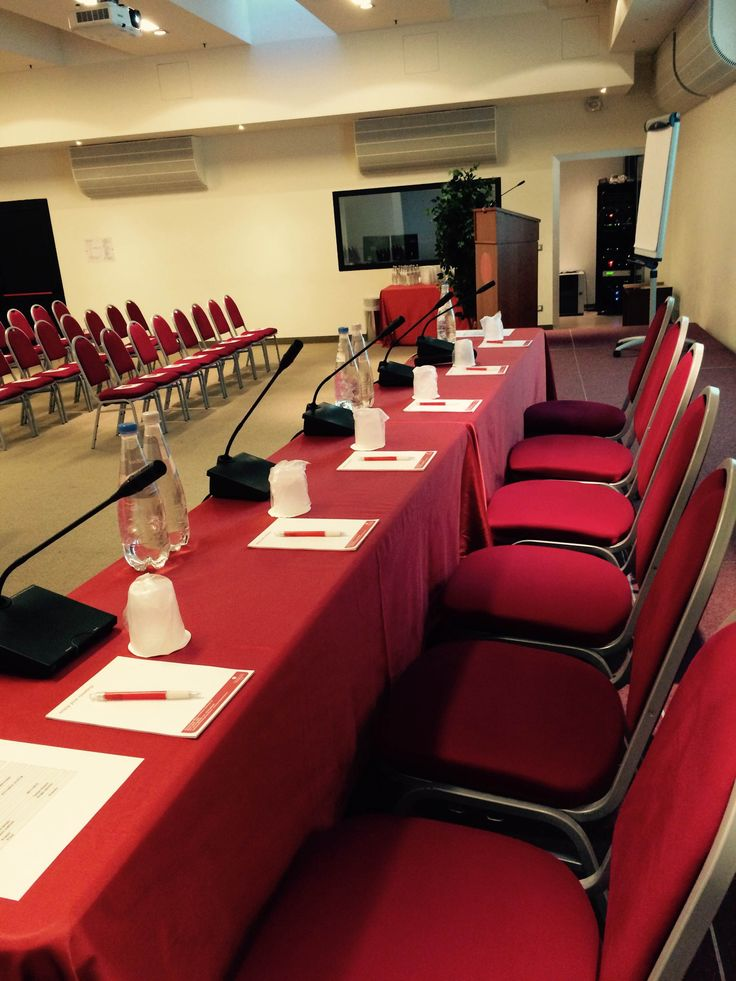 Ramada Plaza Milano Conference Rooms