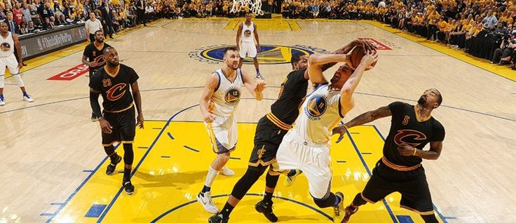 NBA Finals Game 5: Cavs Stroll Down Paint, Steal A Game
