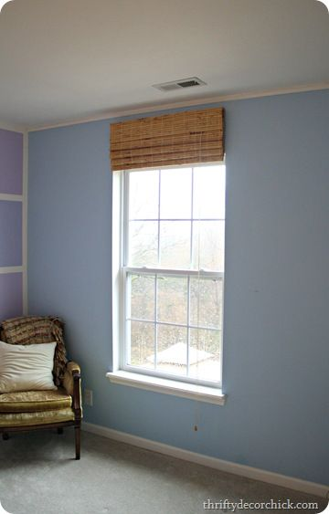 Outside Mount Bamboo Shades Window Treatments Bamboo