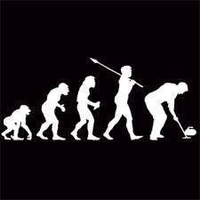 Evolution of the curler