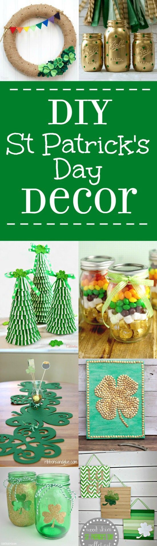 st pattys day home office decor. DIY St Patrick\u0027s Day Decorations And Home Decor. Make Beautiful, Easy, Frugal Pattys Office Decor O