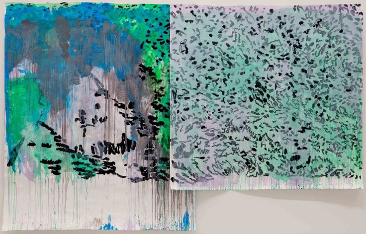 Slideshow:Datebook: Hurvin Anderson at Michael Werner, NY by BLOUIN ARTINFO (image 1) - BLOUIN ARTINFO, The Premier Global Online Destination for Art and Culture | BLOUIN ARTINFO
