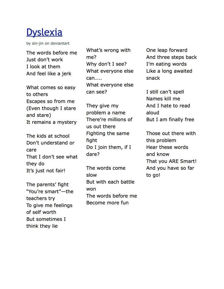 """""""Dyslexia"""" by sin-jin"""