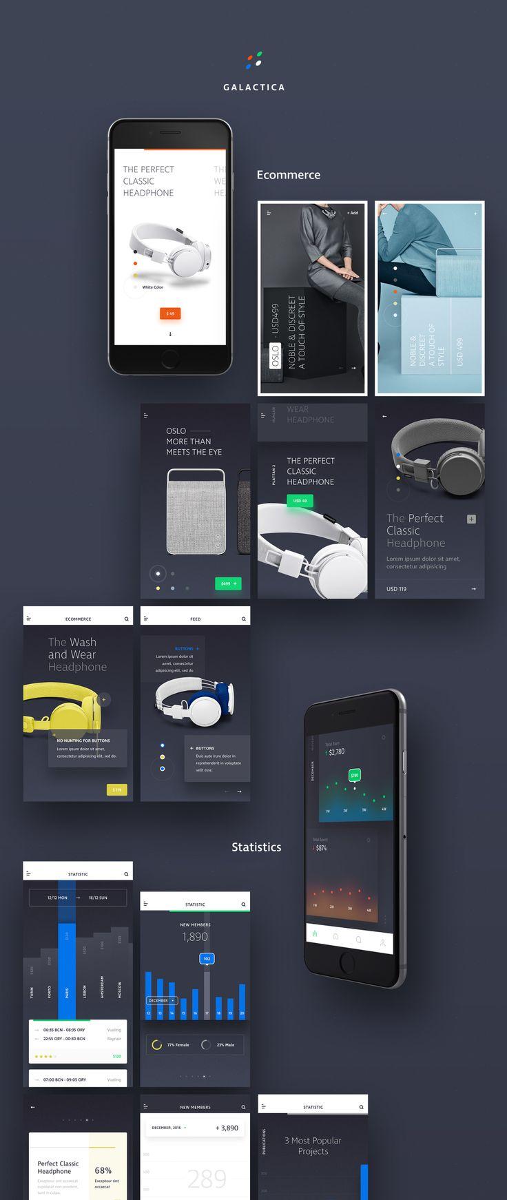 UI8 — Products — XD UI Kit