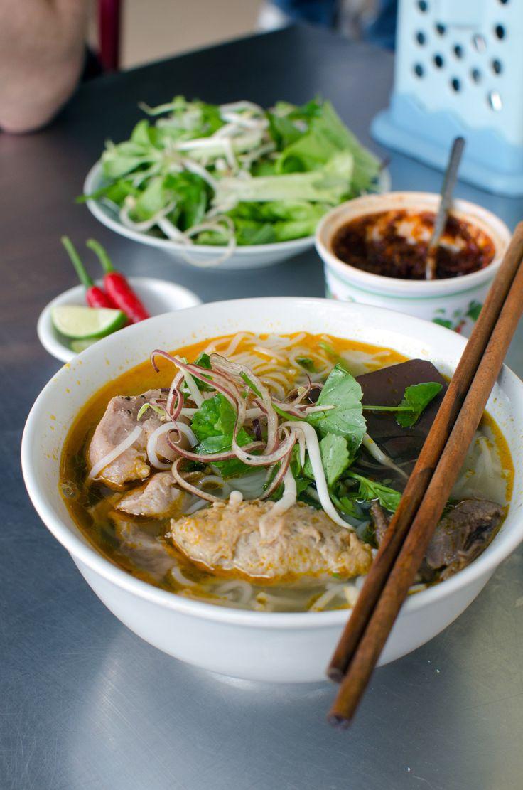 Hue - La Résidence Hôtel & Spa, Ba Hoa, An Binh, Ngu Uyen, Restaurant Bun Bo Thuong Tu, Lac Thien, Thuc Don