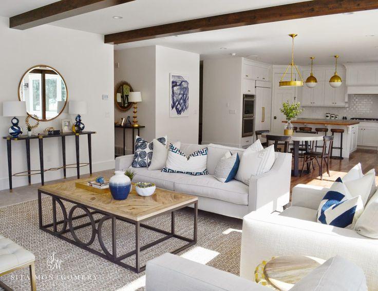 Sita Montgomery Interiors - The Mountain Retreat Project Great Room