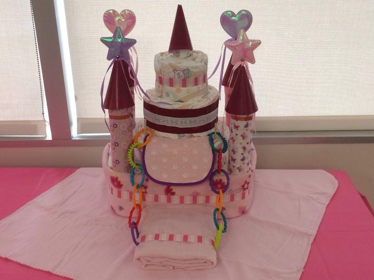 First Diaper Castle