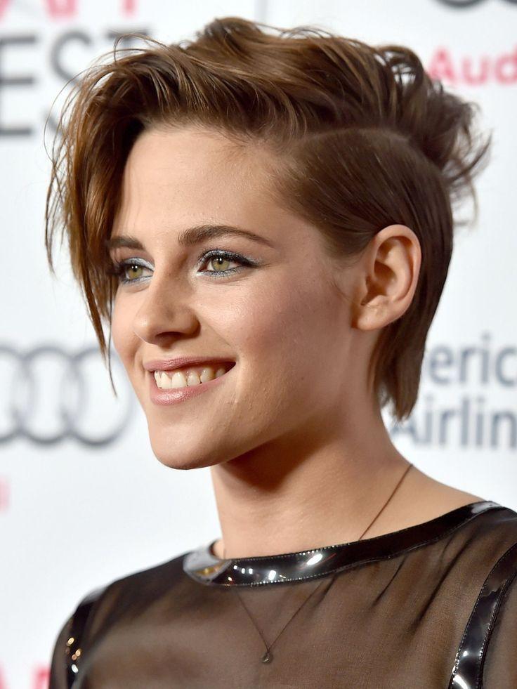 Kristen Stewart Kurzhaarfrisur Kristen Stewart Short Hair Kristen Stewart Short Hair Styles