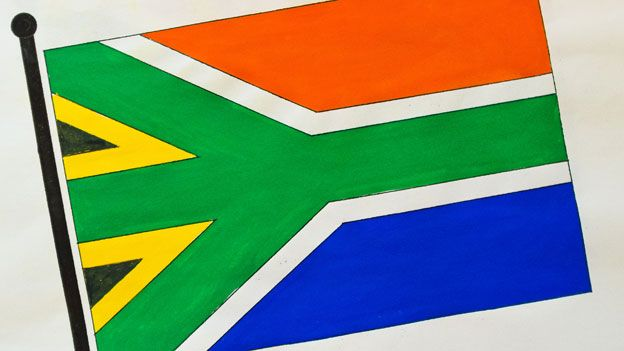 Fred Brownell: The man who made South Africa's flag