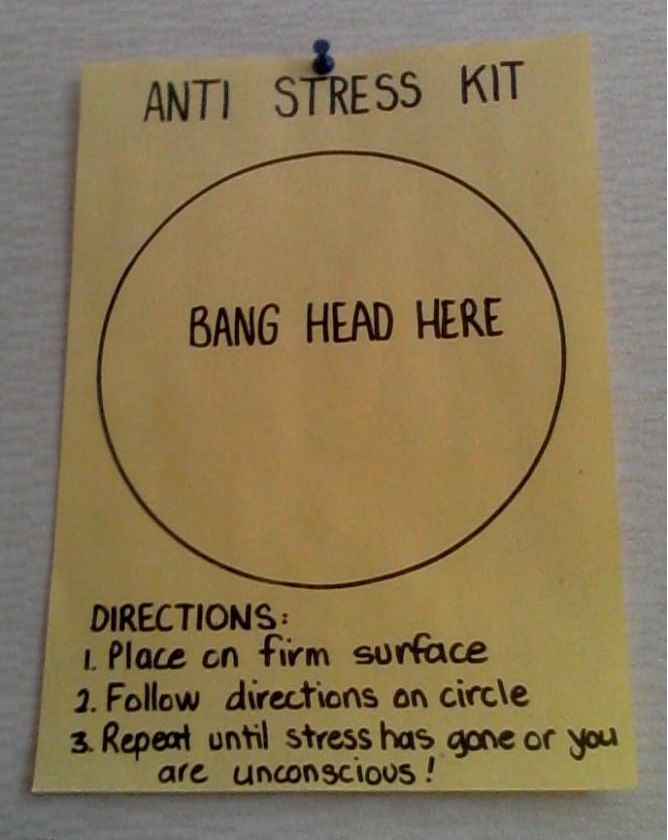 Anti Stress Kit