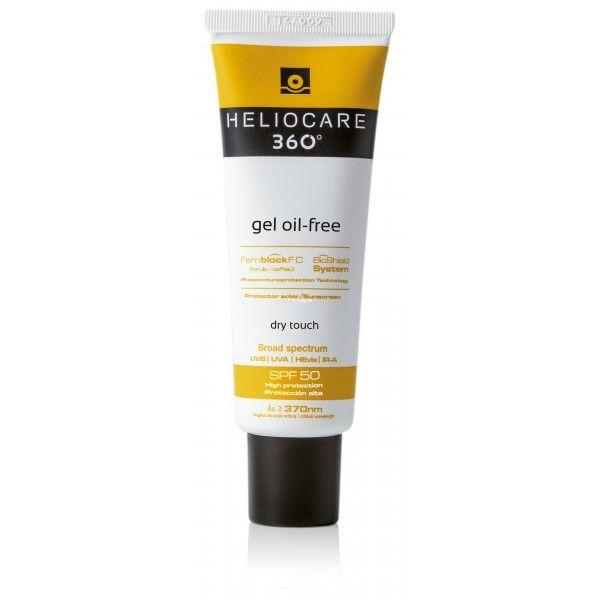 Heliocare 360º gel oil-free spf50 cantabria 50ml | Farmapolo