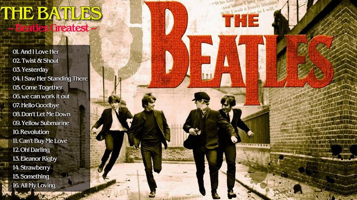 The Beatles Greatest Hits - The Beatles Best Songs - The Beatles Top Bes...