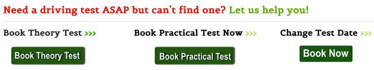 Book DSA driving test online