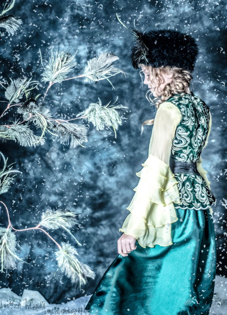 """ANASTASIA ""    *Photographer, stylist, decorator: Looiza Potapova    * Skirt, vest: Cristian Dior   *Boots: H&M    * blouse : Marc Jacobs    * Assistant photographer: Alexander Maligin    * LOOIZAPOTAPOVA.COM     * + 7 (926) 842-74-08"