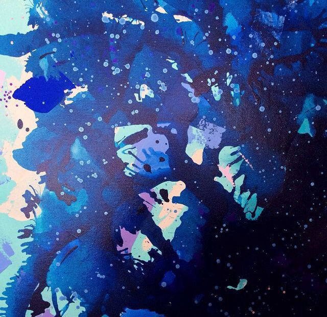 Katie McKinnon Art- great barrier reef inspiration