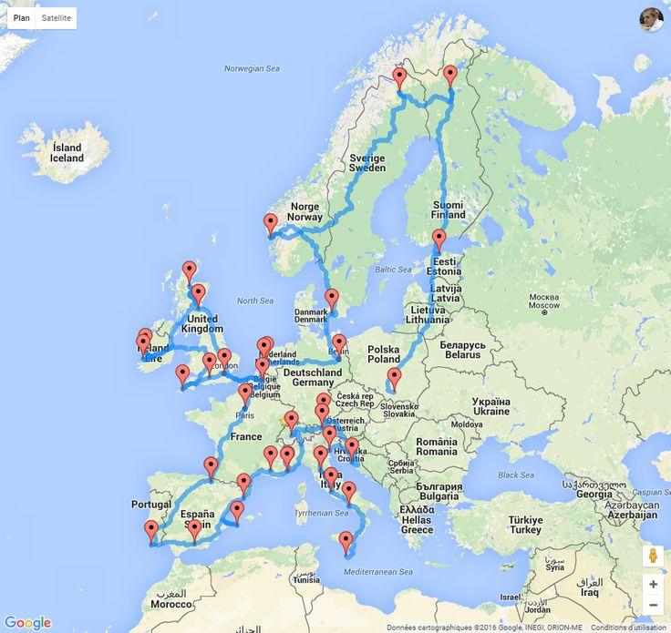 Road Trip Project