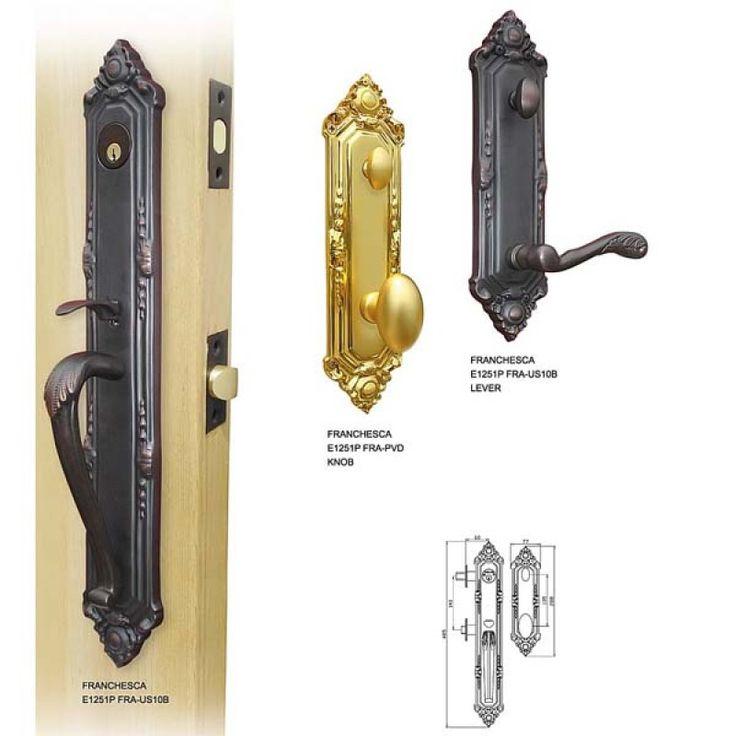 Entry Door Hardware Parts 20 best entry door hardware images on pinterest | entry doors