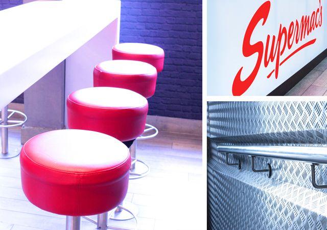 Restless Design | Supermacs