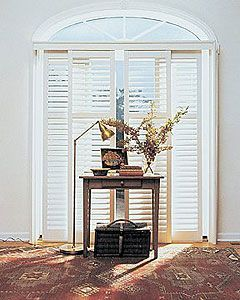 17 best images about condo shutters on pinterest 2nd for Should plantation shutters match trim