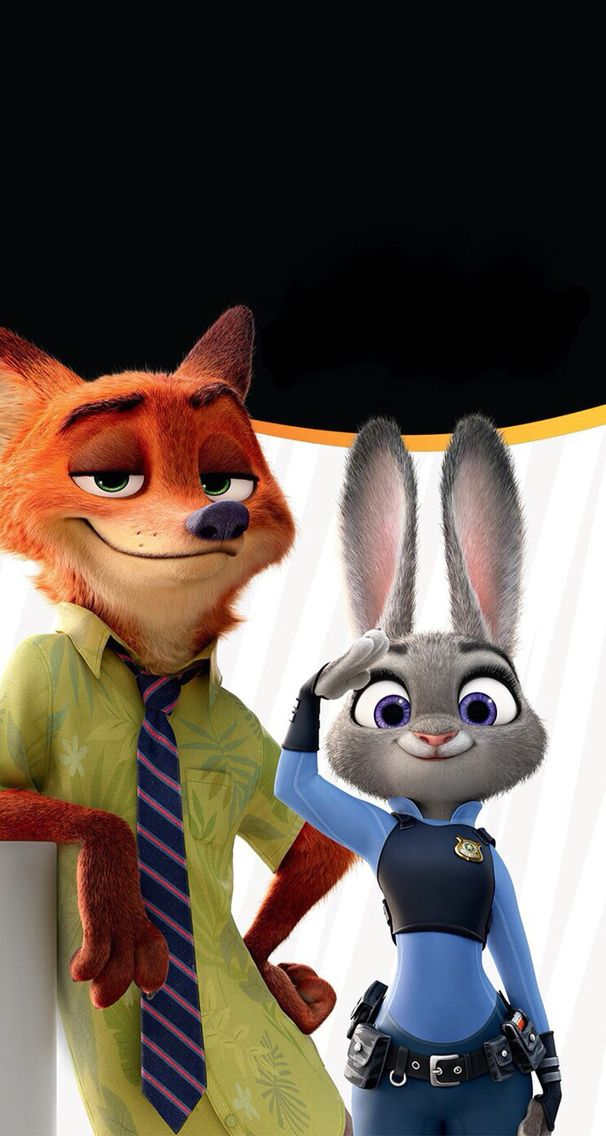 Wallpaper iPhone zootopia