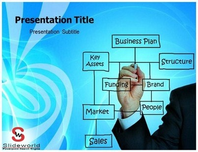 11 best business development presentation images on pinterest, Powerpoint templates