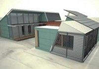Crazy Cargo: 30 Steel Shipping Container Home Designs
