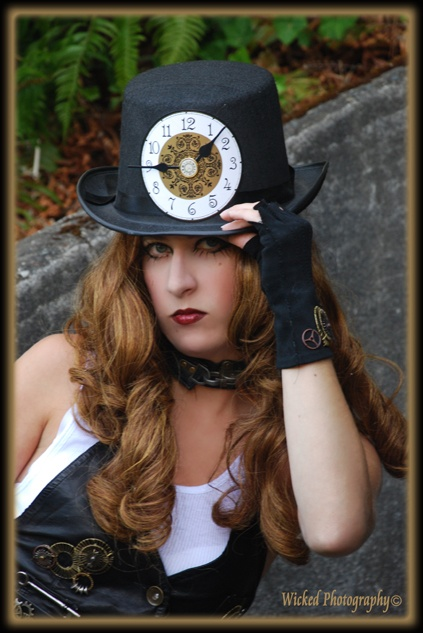 Steampunk Hat And Gear
