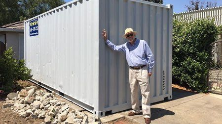 20ft Refurbished Storage Container Shipping Container Homes Storage Conex Container