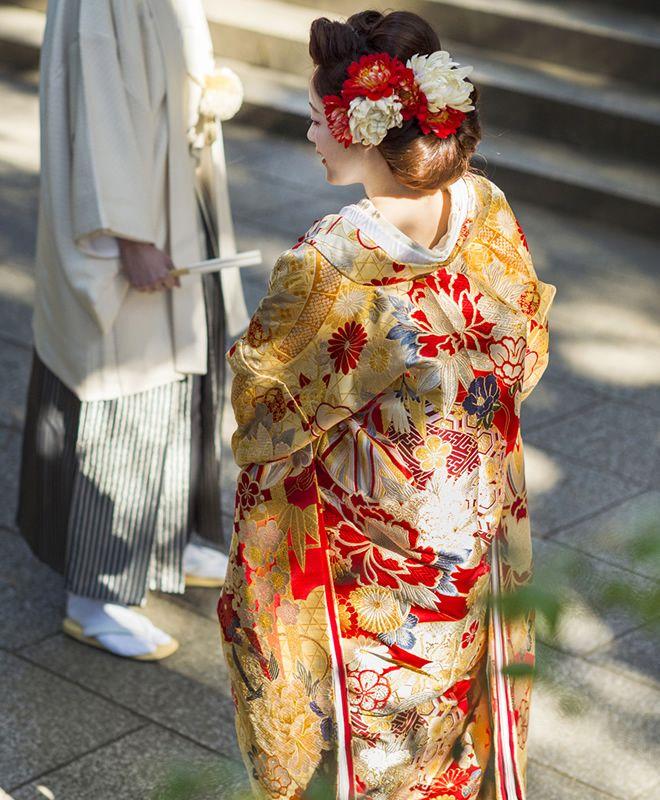 和装・着物 | ウェディングドレス、着物ならマ・シェリ