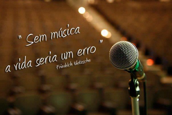 Sem Musica A Vida Seria Um Erro Friedrich Nietzsche Musica