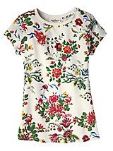 Women's Primary Floral Tee | Floral Shirts | Norm Thompson | Norm Thompson