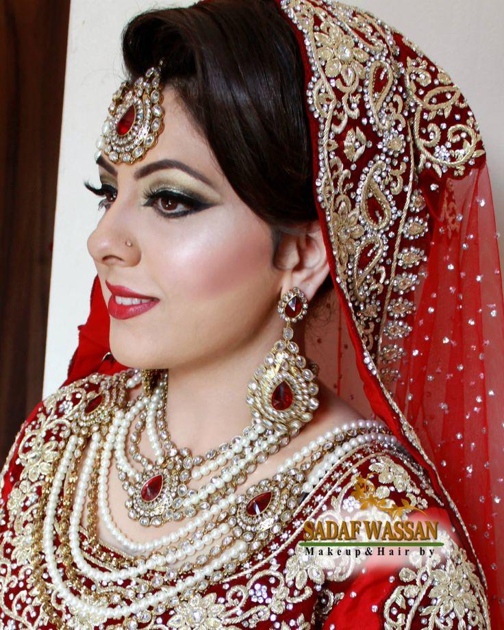 Makeup by Sadaf wassan
