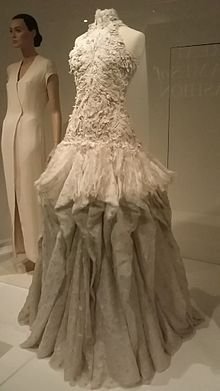 Sarah Burton Ballgown by Sarah Burton for Alexander McQueen. Chosen as the Dress of the Year for 2011