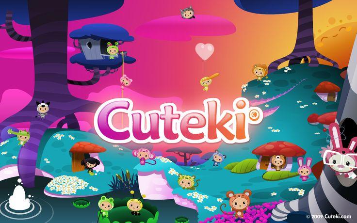 Cuteki Cuteki World