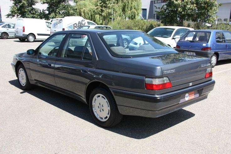 1991 Peugeot 605 SV 3.0 | V6, 2,963 cm³ | 167 PS / 123 kW