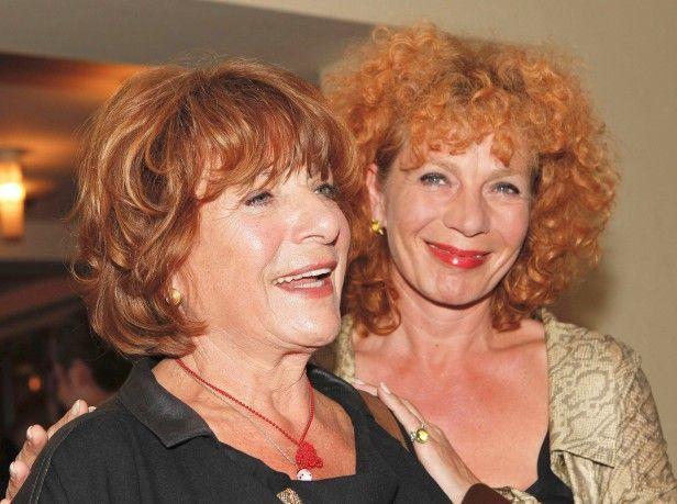 Hannelore - und Nina Hoger